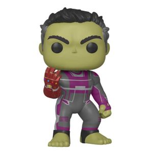 [Avengers: Endgame: 6-Inch Pop! Vinyl Figure: Hulk With Gauntlet (Product Image)]