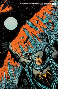 [Batman/Superman: 2021 Annual #1 (Francesco Francavilla Cardstock Variant) (Product Image)]
