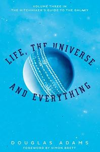 [The Hitchhiker's Guide To The Galaxy: Book 2: Life, The Universe & Everything (Product Image)]