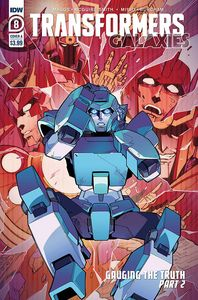 [Transformers: Galaxies #8 (Cover A Miyao) (Product Image)]