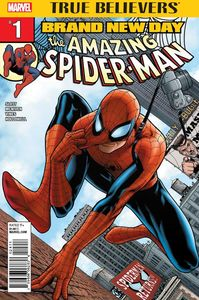 [True Believers: Spider-Man Brand New Day #1 (Product Image)]