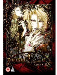 [Trinity Blood: Volume 5 (Product Image)]
