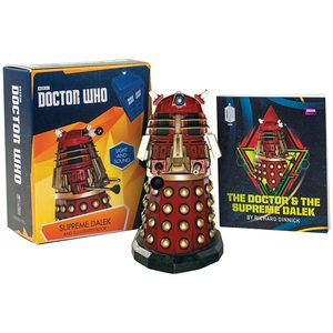 [Doctor Who: Supreme Dalek Kit (Product Image)]