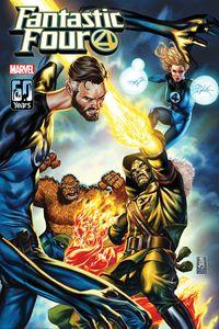 [Fantastic Four #34 (Product Image)]