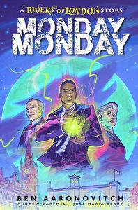 [Monday Monday: Rivers Of London #1 (Cover A Fish) (Product Image)]