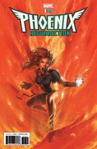 [Phoenix Resurrection: The Return Of Jean Grey #1 (Dell'Otto Variant) (Product Image)]