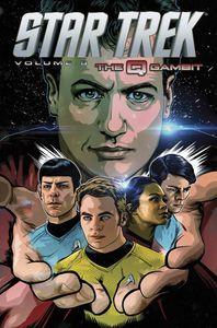 [Star Trek: Volume 9: Q Gambit (Product Image)]