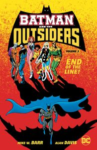 [Batman & The Outsiders: Volume 3 (Hardcover) (Product Image)]
