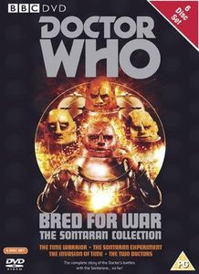 [Doctor Who: Bred For War (Boxset) (Product Image)]