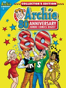[Archie: 80th Anniversary: Jumbo Comics Digest #5 (Product Image)]