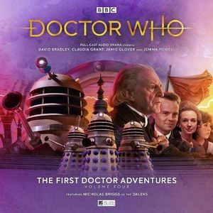 [The First Doctor Adventures: Volume 4 (Product Image)]