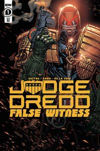 [Judge Dredd: False Witness #1 (Meyers Variant) (Product Image)]