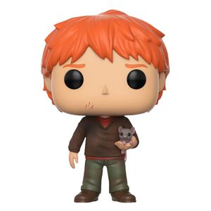 [Harry Potter: Pop! Vinyl Figure: Ron With Scabbers (Product Image)]