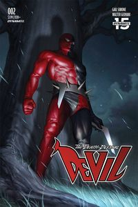 [Death-Defying Devil #2 (Cover A Lee) (Product Image)]
