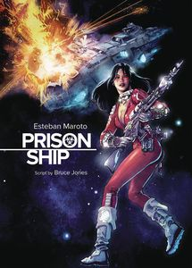 [Prison Ship (Hardcover) (Product Image)]