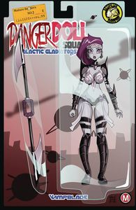 [Danger Doll Squad: Galactic Gladiators #3 (Cover E Mendoza) (Product Image)]