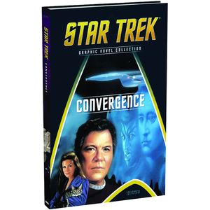 [Star Trek Graphic Novel Collection: Volume 136: TOS/TNG Convergence (Hardcover) (Product Image)]