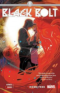[Black Bolt: Volume 2: Home Free (Signed Edition) (Product Image)]