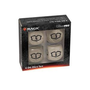 [Magic The Gathering: Deluxe Loyalty Dice: White (Product Image)]