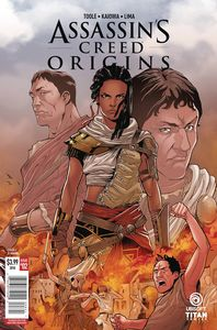 [Assassins Creed: Origins #2 (Cover A Kaiowa) (Product Image)]