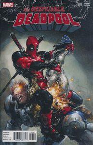 [Despicable Deadpool #287 (Crain Promo Variant Leg) (Product Image)]