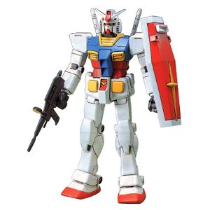 [Gundam: Model Figure: RX782 (Product Image)]