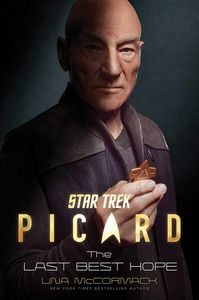 [Star Trek: Picard: The Last Best Hope (Signed Edition Hardcover) (Product Image)]