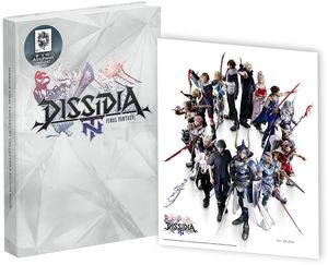 [Final Fantasy: Dissidia (Collector's Edition Hardcover) (Product Image)]