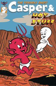 [Casper & Hot Stuff #1 (Galvan Main Cover) (Product Image)]