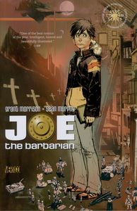 [Joe The Barbarian (Product Image)]
