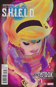 [S.H.I.E.L.D. #7 (Rodriguez Gwendok Variant) (Product Image)]