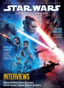 [Star Wars: The Rise Of Skywalker Official Collectors Edition Magazine (Product Image)]