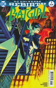 [Batgirl #7 (Variant Edition) (Product Image)]