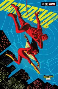 [Daredevil #19 (Del Mundo Spider-Woman Variant) (Product Image)]