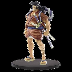 [One Piece: DXF Grandline Men PVC Statue: Kozuki Oden (Wano Kuni) (Product Image)]