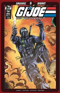 [GI Joe: A Real American Hero #271 (Cover A Royle) (Product Image)]