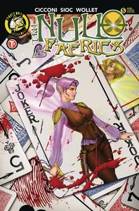 [Null Faeries #5 (Cover B Suhng) (Product Image)]