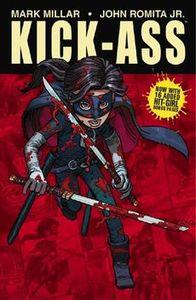 [Kick-Ass (Titan Edition - Hit Girl Cover) (Product Image)]
