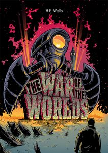 [War Of The Worlds: Illustrated (Hardcover) (Product Image)]