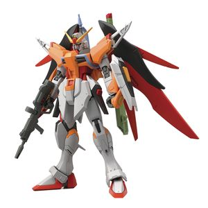[Gundam: HGCE 1/144 Kit: Destiny Gundam: Heine Westenfluss Custom (Product Image)]