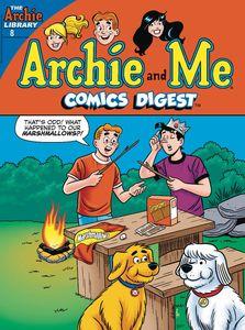 [Archie & Me: Comics Digest #8 (Product Image)]