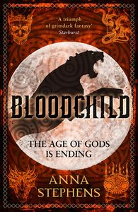 [The Godblind Trilogy: Book 3: Bloodchild (Product Image)]