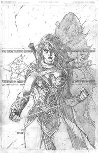 [Wonder Woman #750 (Jim Lee Pencils Variant) (Product Image)]