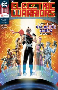 [Electric Warriors #1 (Product Image)]
