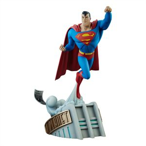 [Superman: The Animated Series: Sideshow Collection Statue (Product Image)]