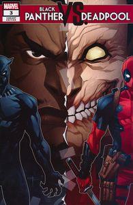[Black Panther Vs Deadpool #3 (Yildrim Variant) (Product Image)]