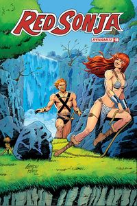 [Red Sonja #18 (Pepoy Seduction Variant) (Product Image)]