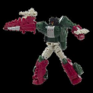 [Transformers: Generations: Action Figure: Deluxe Skullcruncher (Product Image)]
