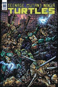 [Teenage Mutant Ninja Turtles: Ongoing #80 (Cover B Eastman) (Product Image)]
