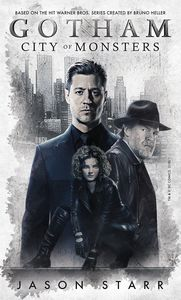[Gotham: City Of Monsters (Product Image)]